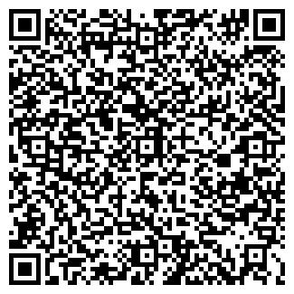 QR-код с контактной информацией организации КЫРГЫЗ ТЕМИР ЖОЛУ