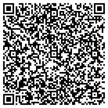 QR-код с контактной информацией организации МЕГАПОЛЮС ТУРС