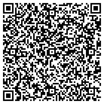 QR-код с контактной информацией организации МИЛЛЕ ТУР