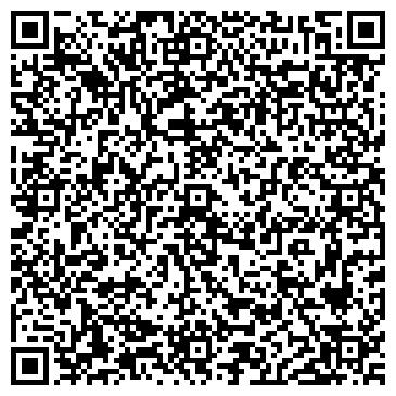 """QR-код с контактной информацией организации Салон цветов """"ИРИДА"""""""