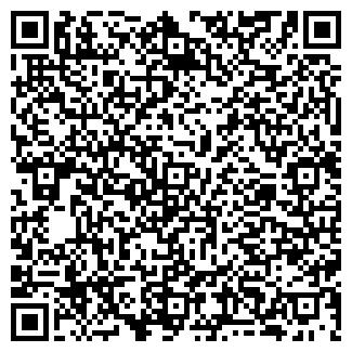QR-код с контактной информацией организации ТЕОНА