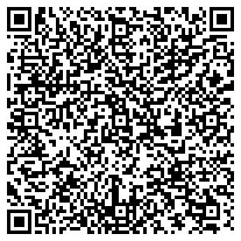 QR-код с контактной информацией организации ОЛИМПУС-ТУР