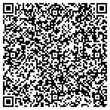 QR-код с контактной информацией организации ООО Торговый дом  Басон