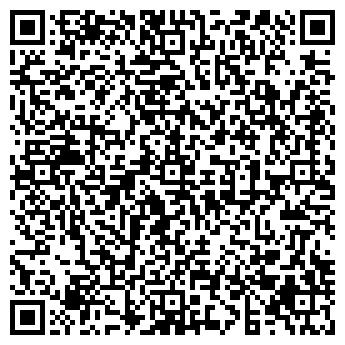 QR-код с контактной информацией организации ТУР ТРАНСАВИА