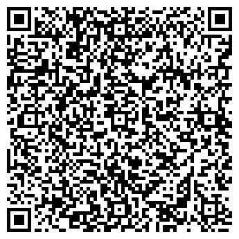 QR-код с контактной информацией организации Адам и Ева