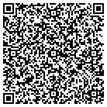 QR-код с контактной информацией организации ТУРИСТ ТРАФИК