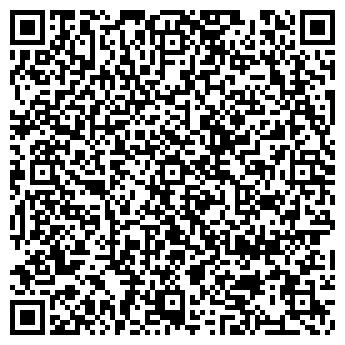 QR-код с контактной информацией организации АНГЛО-РУССКАЯ ШКОЛА