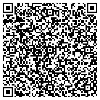 QR-код с контактной информацией организации БИБЛИОТЕКА ИМ. ТОКТОГУЛА