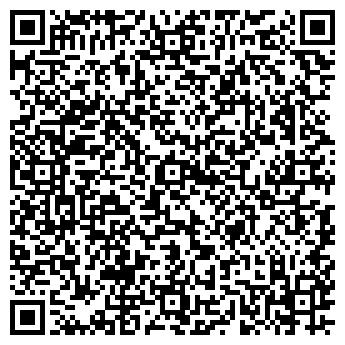 QR-код с контактной информацией организации ВИТАС БАНК КБ