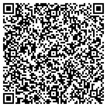 QR-код с контактной информацией организации ЕВРОКОМБАНК