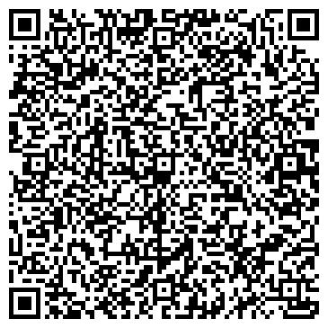 QR-код с контактной информацией организации ООО Центр международного обмена Антей