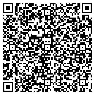 QR-код с контактной информацией организации БИРХОВ