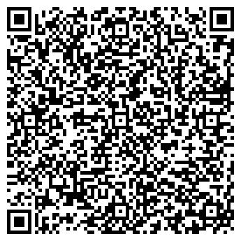 QR-код с контактной информацией организации КОНЬ И ПЁС