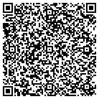 QR-код с контактной информацией организации Fashion House