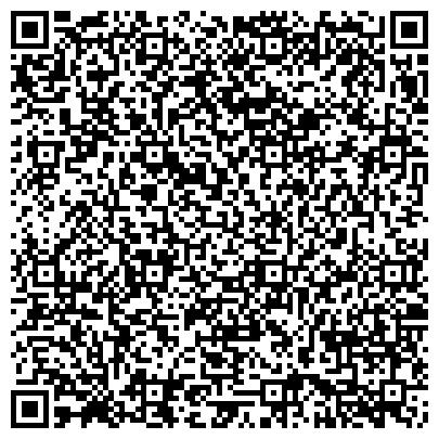 QR-код с контактной информацией организации Женева