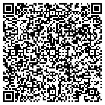 QR-код с контактной информацией организации MEDITERRANEE