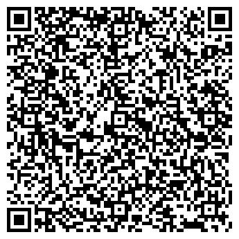 QR-код с контактной информацией организации АЛЬФА СИТИ