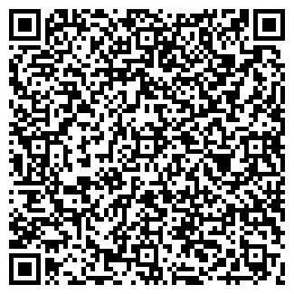 QR-код с контактной информацией организации ИПОТЕК.РУ
