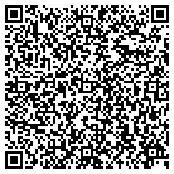 QR-код с контактной информацией организации Tet-A-Tet