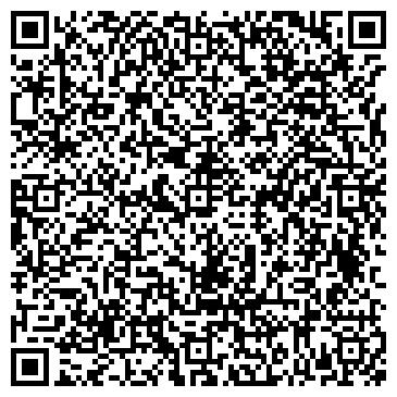 QR-код с контактной информацией организации ОКНА РОСТА
