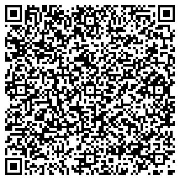 QR-код с контактной информацией организации Атлас