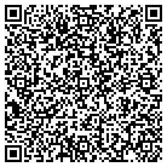 """QR-код с контактной информацией организации Фитнес-клуб """"Черная пантера"""""""