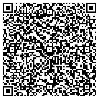 QR-код с контактной информацией организации Детский сад №12, Тигренок