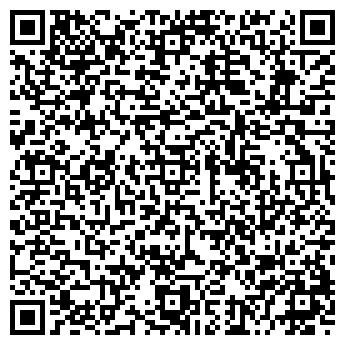 QR-код с контактной информацией организации Мир меха