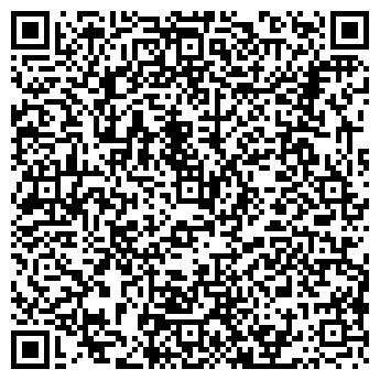QR-код с контактной информацией организации Факультет эстрады