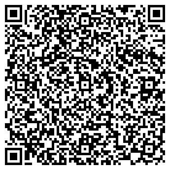 """QR-код с контактной информацией организации Фитнес-студия """"Максимус"""""""