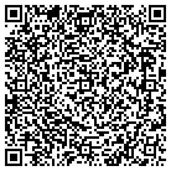 QR-код с контактной информацией организации МУЛЕН РУЖ