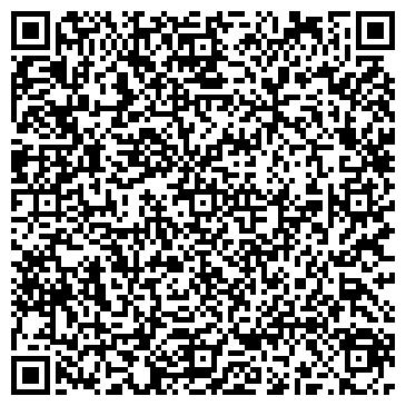 QR-код с контактной информацией организации «Актив-недвижимость».