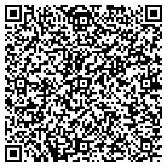 QR-код с контактной информацией организации Green House