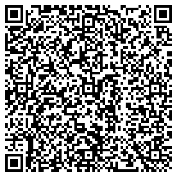 QR-код с контактной информацией организации ООО Полетур