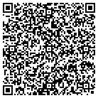 QR-код с контактной информацией организации ЭРГОБАНК КБ