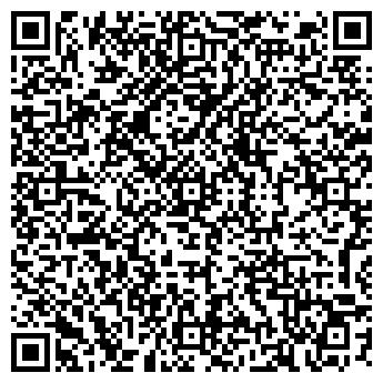 QR-код с контактной информацией организации АВС КЛИНИКА