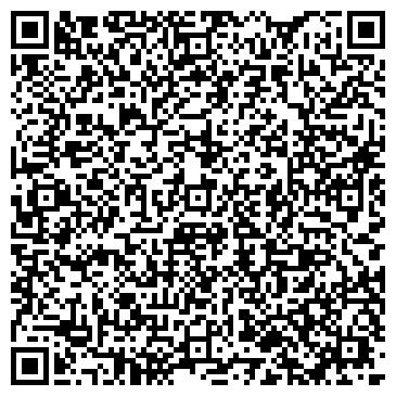 QR-код с контактной информацией организации Тойота Центр Автово