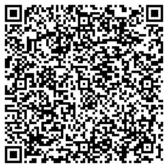 QR-код с контактной информацией организации SUSHI HOUSE