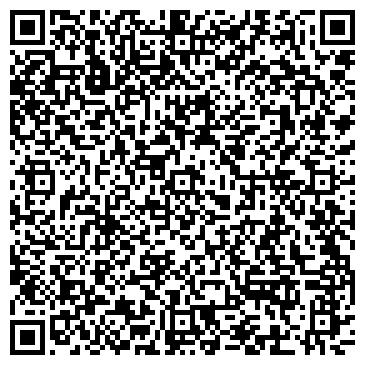 QR-код с контактной информацией организации Свежие продукты, сеть продовольственных магазинов