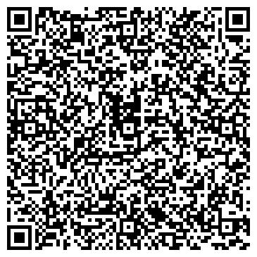 QR-код с контактной информацией организации Хонда Лиговский
