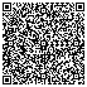 QR-код с контактной информацией организации НОВЫЙ АТРИУМ
