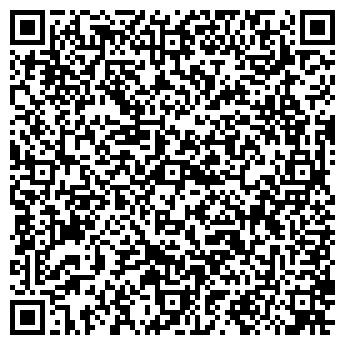 QR-код с контактной информацией организации ОТДЕЛ ЗАНЯТОСТИ НАСЕЛЕНИЯ