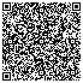 QR-код с контактной информацией организации ПЯТЬ КОЛЕЦ
