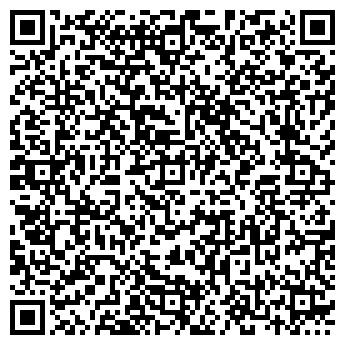 QR-код с контактной информацией организации CAFE DES ARTISTES
