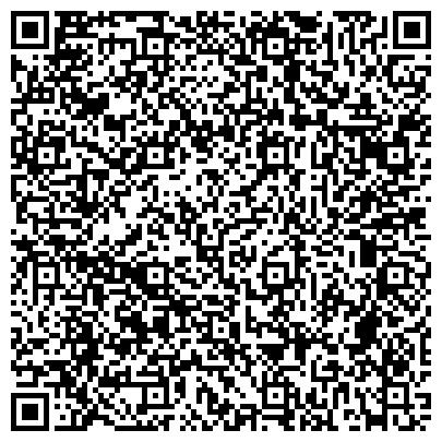 QR-код с контактной информацией организации Охотники за ценами