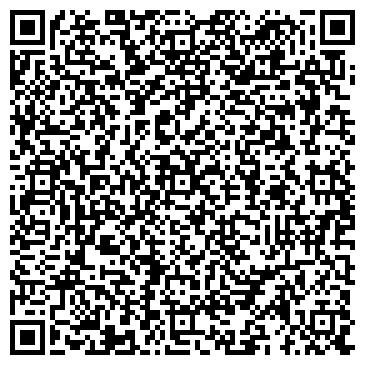 QR-код с контактной информацией организации BROOKLYN