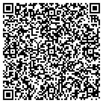 QR-код с контактной информацией организации ПРАНА АВИА