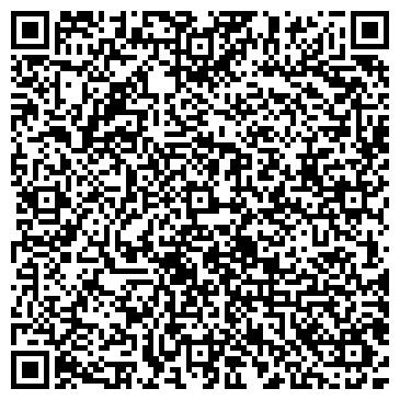 QR-код с контактной информацией организации АльфаГрупп
