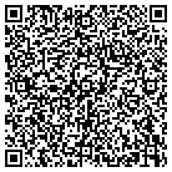 QR-код с контактной информацией организации 1000 ТУРОВ