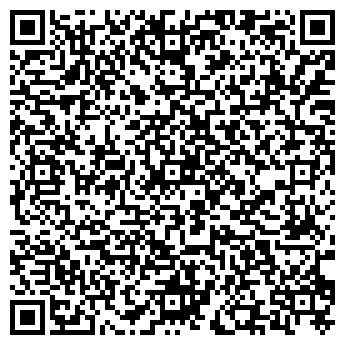 QR-код с контактной информацией организации ФОРТУНА-ТУР